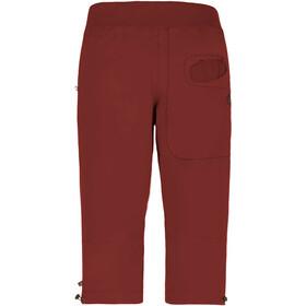 E9 R3 Miehet Lyhyet housut , punainen